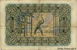 50 Francs SUISSE  1937 P.34g TB+