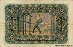 50 Francs SUISSE  1939 P.34i pr.TTB