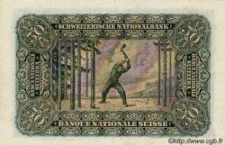 50 Francs SUISSE  1941 P.34l SUP