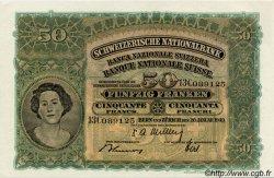 50 Francs SUISSE  1949 P.34p pr.SPL