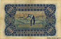 100 Francs SUISSE  1924 P.35a TB+