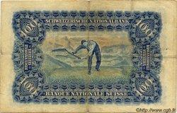 100 Francs SUISSE  1927 P.35c pr.TB