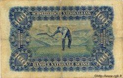 100 Francs SUISSE  1931 P.35g B+