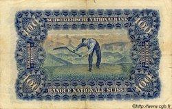 100 Francs SUISSE  1931 P.35g pr.TTB