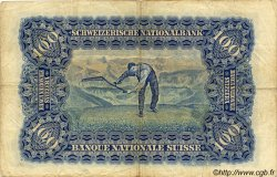 100 Francs SUISSE  1934 P.35h TTB