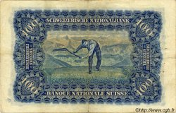 100 Francs SUISSE  1937 P.35i TTB
