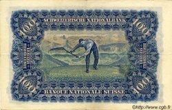 100 Francs SUISSE  1939 P.35l TTB+
