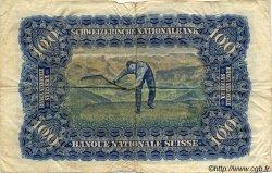 100 Francs SUISSE  1945 P.35s pr.TB