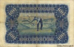 100 Francs SUISSE  1946 P.35t pr.TTB