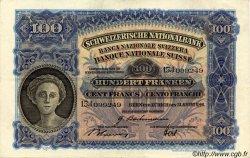 100 Francs SUISSE  1946 P.35t SUP