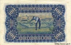 100 Francs SUISSE  1949 P.35v TTB+