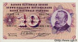 10 Francs SUISSE  1955 P.45b SPL