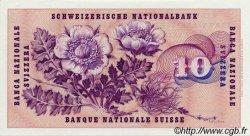 10 Francs SUISSE  1959 P.45e pr.NEUF