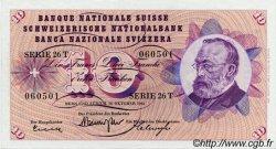 10 Francs SUISSE  1961 P.45g pr.NEUF