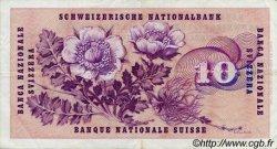 10 Francs SUISSE  1965 P.45j TTB