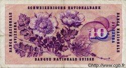 10 Francs SUISSE  1968 P.45m TTB