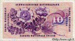 10 Francs SUISSE  1969 P.45n TTB