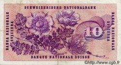 10 Francs SUISSE  1971 P.45p TTB