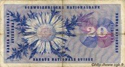 20 Francs SUISSE  1955 P.46c TB