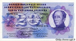 20 Francs SUISSE  1974 P.46v NEUF