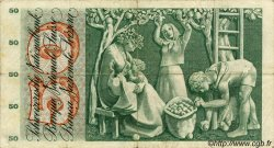 50 Francs SUISSE  1955 P.47a TB+