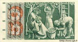 50 Francs SUISSE  1955 P.47a TTB+