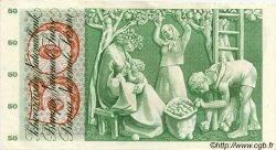 50 Francs SUISSE  1957 P.47b SPL+