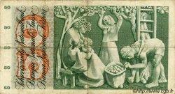 50 Francs SUISSE  1964 P.48d TB+