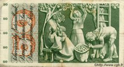 50 Francs SUISSE  1969 P.48i B+