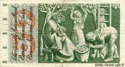 50 Francs SUISSE  1969 P.48i TTB