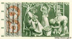 50 Francs SUISSE  1969 P.48i pr.NEUF