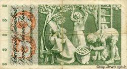 50 Francs SUISSE  1973 P.48m TB+