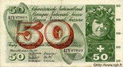 50 Francs SUISSE  1973 P.48m TTB