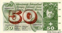 50 Francs SUISSE  1973 P.48m pr.NEUF