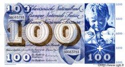 100 Francs SUISSE  1967 P.49i TTB+