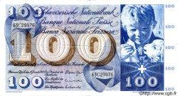 100 Francs SUISSE  1969 P.49k TTB