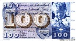 100 Francs SUISSE  1971 P.49m TTB+