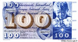 100 Francs SUISSE  1973 P.49o TTB+