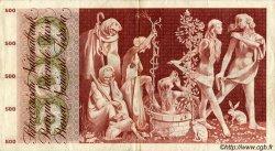 500 Francs SUISSE  1961 P.51a TTB