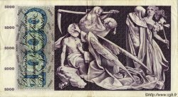 1000 Francs SUISSE  1963 P.52f TTB