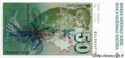 50 Francs SUISSE  1983 P.56e NEUF