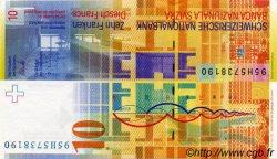 10 Francs SUISSE  1995 P.66a SPL+