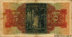 5 Pounds ÉGYPTE  1945 P.019c TB