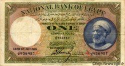 1 Pound ÉGYPTE  1926 P.020 TTB
