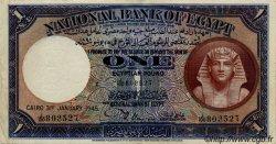 1 Pound ÉGYPTE  1945 P.022c TTB+
