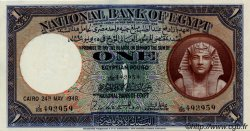 1 Pound ÉGYPTE  1948 P.022d pr.NEUF