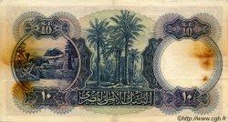 10 Pounds ÉGYPTE  1937 P.023a TTB