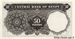 50 Piastres ÉGYPTE  1966 P.036b pr.NEUF
