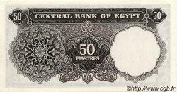 50 Piastres ÉGYPTE  1966 P.036 pr.NEUF