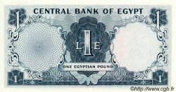 1 Pound ÉGYPTE  1967 P.037 pr.NEUF